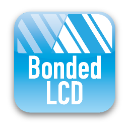 Bonded LCD