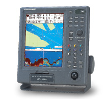 "10.4"" gps/dgps/waas chart plotter & fish finder combo gp-3500f, Fish Finder"