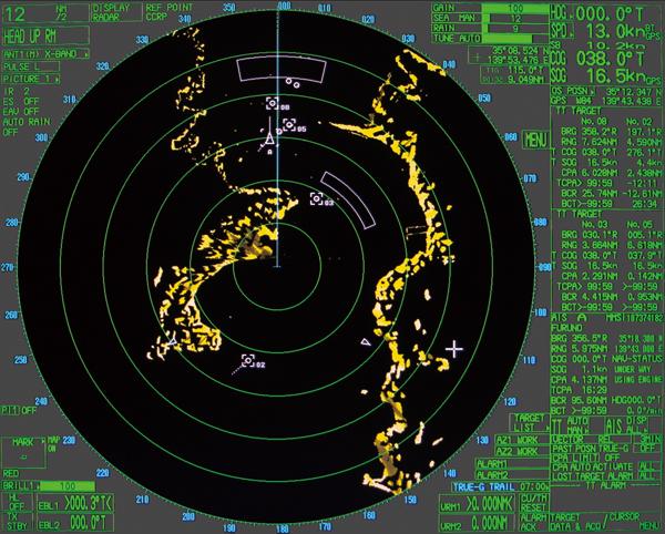 Black Box Marine Radar Far 2137s Bb Marine Radar