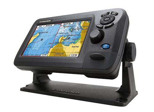 7 WIDE COLOR LCD GPS WAAS CHART PLOTTER Model GP 1870