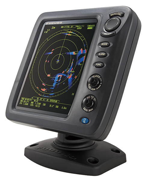 8 4 Quot Color Lcd Radar Model1815 Marine Radar Products
