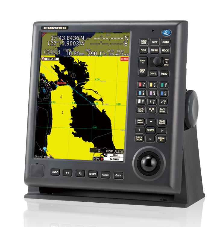 Gps waas color chart plotter gp 3700 gps chart plotter products