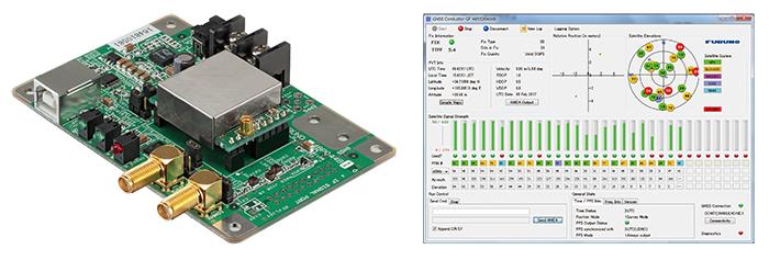 Multi-GNSS Disciplined Oscillator GF-8703 | GPS/GNSS Modules