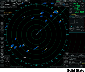 Chart Radar Far 3000 Marine Equipment For Merchant
