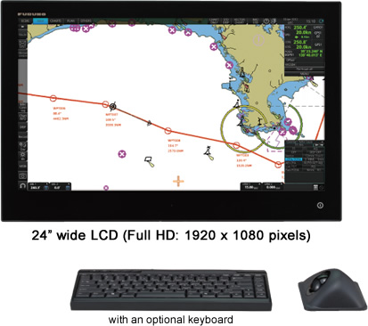 Product Image of ECDIS FMD-3100