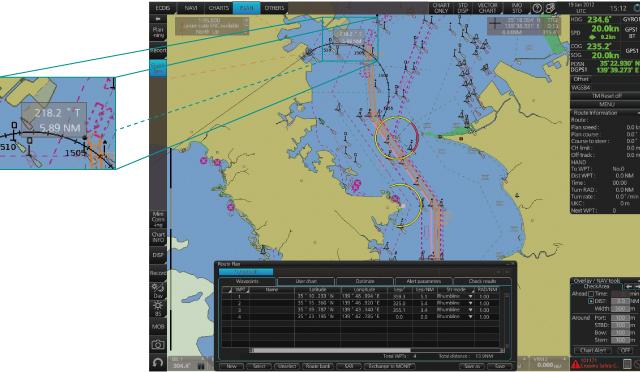FMD-3200, FMD-3300 | ECDIS | Marine Equipment For Merchant