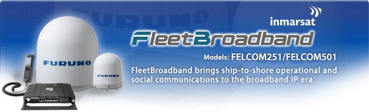 FleetBroadband brings ship-to-shore operational and social communications to the broadband IP era.