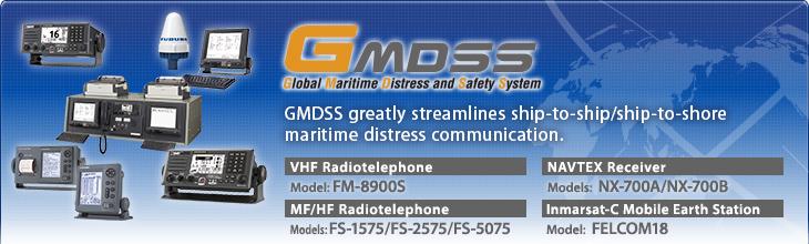 Gmdss Marine Equipment For Merchant Marine Furuno
