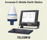 Inmarsat-C Mobile Earth Station FELCOM18