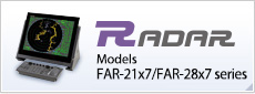 RADAR (Models: FAR-21x7/FAR-28x7 series)