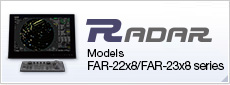 RADAR (Models: FAR-22x8/FAR-23x8 series)