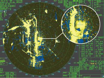 Far 15x8 Series Radar Marine Equipment For Merchant