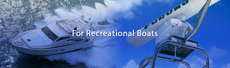 Marine Equipment For Recreational Boats