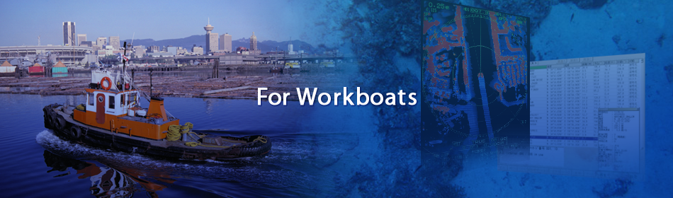 Marine Equipment For Workboats