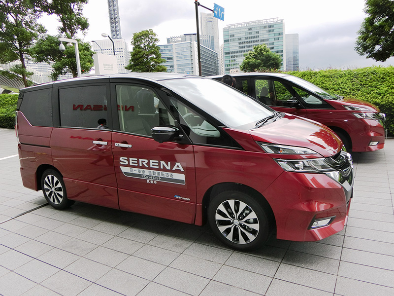 Japanese car manufacturers starting to concentrate on ...