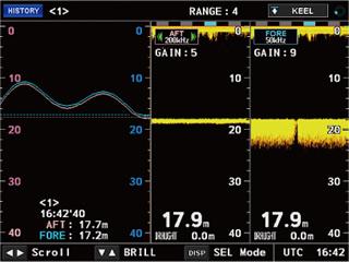 Navigational Echo Sounder FE-800 | Marine Equipment For Merchant