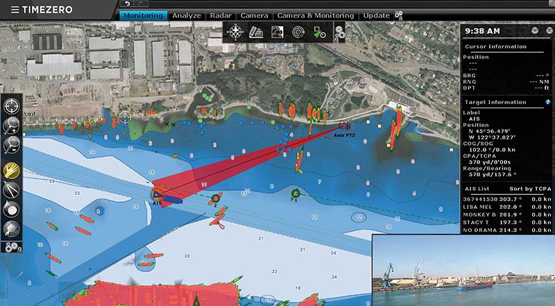 Coastal Monitoring System | System Solution | FURUNO