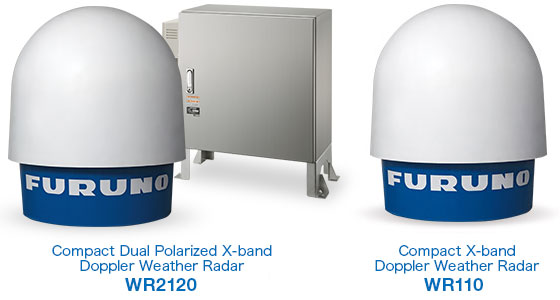 Furuno S Meteorological Monitoring And Analysing System System
