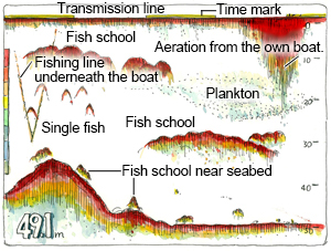 Furuno All About Fish Finders Topic 12 Information