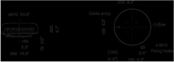 solid state doppler radar drs6a drs4d